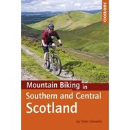 Mountain Biking in Southern and Central Scotland (BOK)
