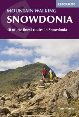 Mountain Walking in Snowdonia (BOK)