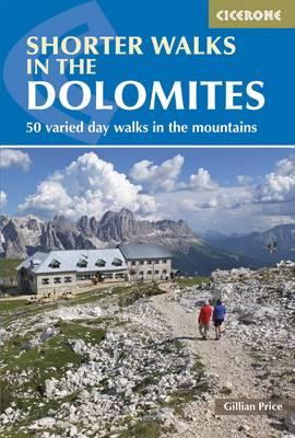 Shorter Walks in the Dolomites (BOK)