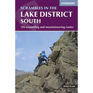 Scrambles in the Lake District - South (BOK)