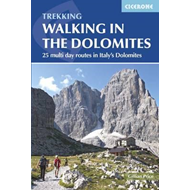 Walking in the Dolomites (BOK)