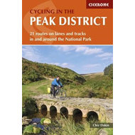 Cycling in the Peak District (BOK)