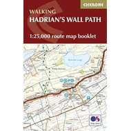 Hadrian's Wall Path Map Booklet (BOK)