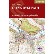 Offa's Dyke Map Booklet (BOK)