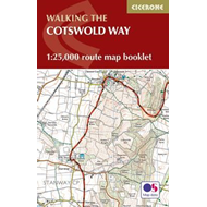 Cotswold Way Map Booklet (BOK)