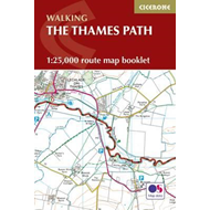 Thames Path Map Booklet (BOK)