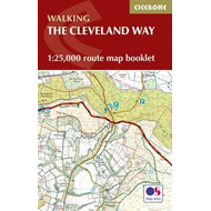 Cleveland Way Map Booklet (BOK)