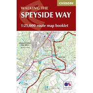 Speyside Way Map Booklet (BOK)