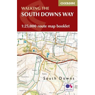South Downs Way Map Booklet (BOK)