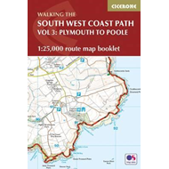 South West Coast Path Map Booklet - Vol 3: Plymouth to Poole (BOK)