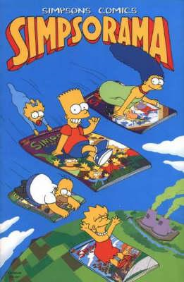 Simpsons Comics Simps-o-rama (BOK)
