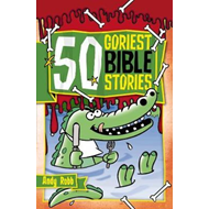 50 Goriest Bible Stories (BOK)