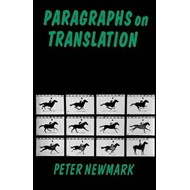 Paragraphs on Translation (BOK)