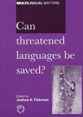 Can Threatened Languages be Saved? (BOK)