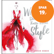 Produktbilde for Things a Woman Should Know About Style (BOK)