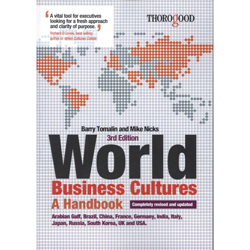 Worlds Business Cultures and How to Unlock Them (BOK)