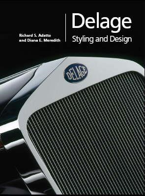 Delage Styling and Design (BOK)