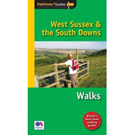 Pathfinder West Sussex & the South Downs Walks (BOK)