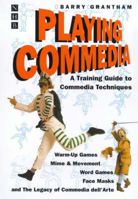 Playing Commedia (BOK)