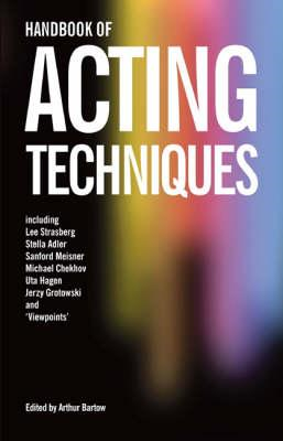 Handbook of Acting Techniques (BOK)