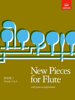 New Pieces for Flute, Book I (BOK)