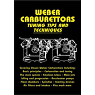 Weber Carburettors Tuning Tips and Techniques (BOK)