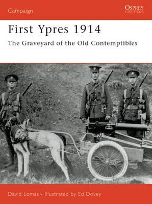 First Ypres, 1914 (BOK)