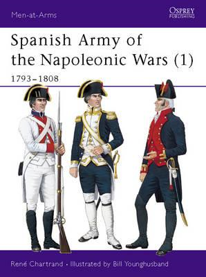 Spanish Army of the Napoleonic Wars (BOK)
