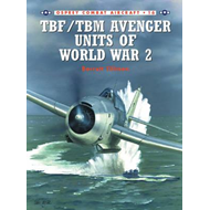 TBF/TBM Avenger Units of World War 2 (BOK)