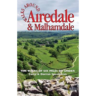 Walks Around Airedale & Malhamdale (BOK)