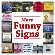 More Funny Signs (BOK)