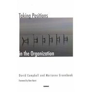Taking Positions in the Organization (BOK)