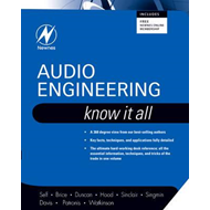 Audio Engineering: Know It All (BOK)