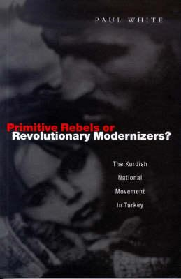Primitive Rebels or Revolutionary Modernizers?: The Kurdish Nationalist Movement in Turkey (BOK)