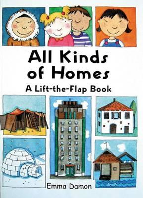 All Kinds of Homes (BOK)