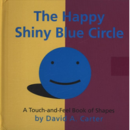Happy Shiny Blue Circle (BOK)