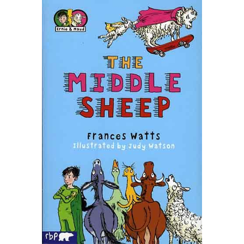 Middle Sheep (BOK)