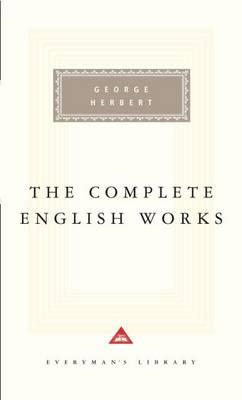 The Complete English Works (BOK)