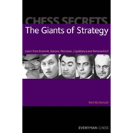 Chess Secrets: The Giants of Strategy (BOK)