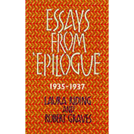 Essays from Epilogue, 1935-1937 (BOK)