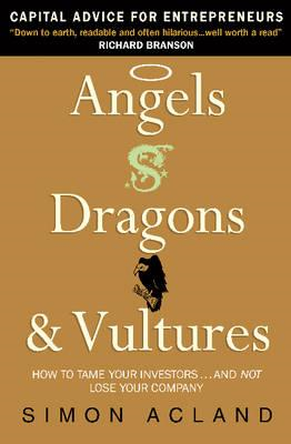 Angels, Dragons and Vultures (BOK)