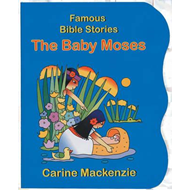 Famous Bible Stories Baby Moses (BOK)