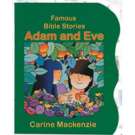 Famous Bible Stories Adam & Eve (BOK)