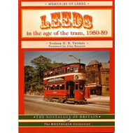 Leeds in the Age of the Tram 1950- 59 (BOK)