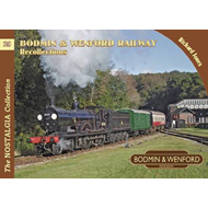 Bodmin & Wenford Railway Recollections (BOK)