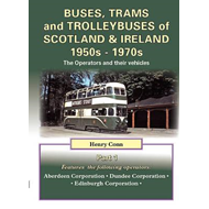 Buses, Trams and Trolleybuses of Scotland & Ireland 1950s-19 (BOK)