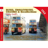 No 51 Buses, Trolleybuses & Recollections 1968 (BOK)