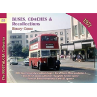 Buses, Coaches & Recollections 1971 (BOK)