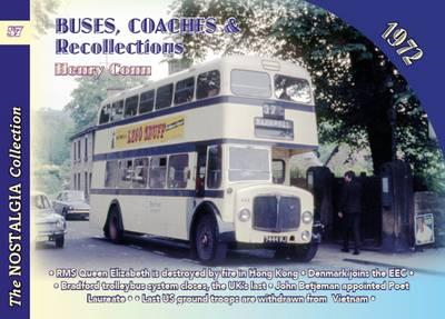 Buses, Coaches and Recollections 1972 (BOK)