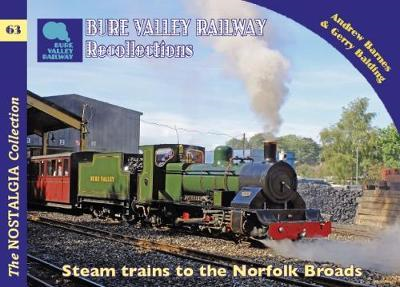 Bure Valley Railway Recollections (BOK)